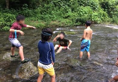 8月11日~8月13日子どもキャンプin神戸園♪